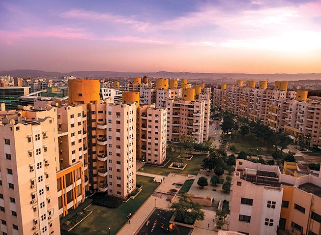 2.5 BHK Apartments in Pune