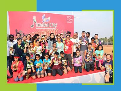 Marathon event 2019