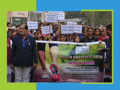 Walk for Health 2020
