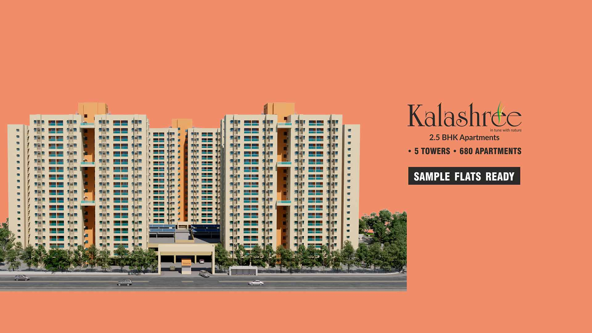Bageshree-Kalashree launching two new Neighbourhoods