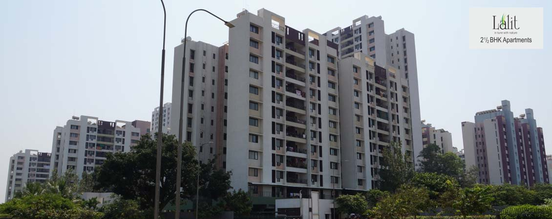 Gated community 2.5 bhk apartments in sinhagad road pune
