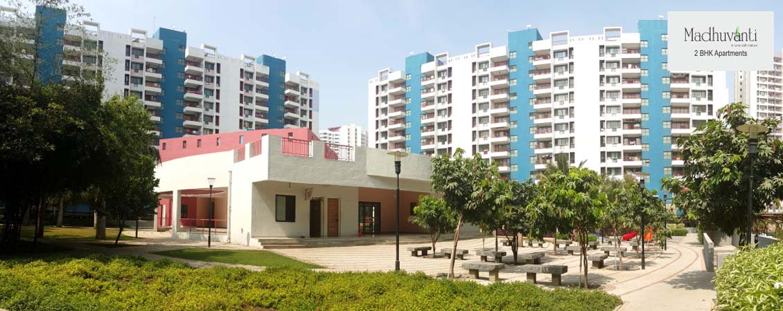 new 2 bhk flats in pune