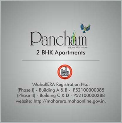 2.5 BHK Residential Apartments in Pune sinhagad road