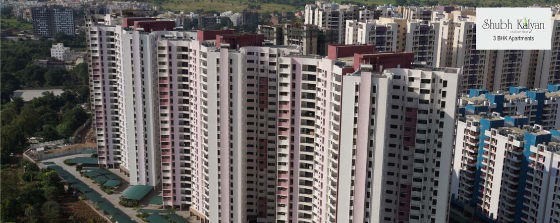 3 BHK Residential Apartments in Pune sinhagad road