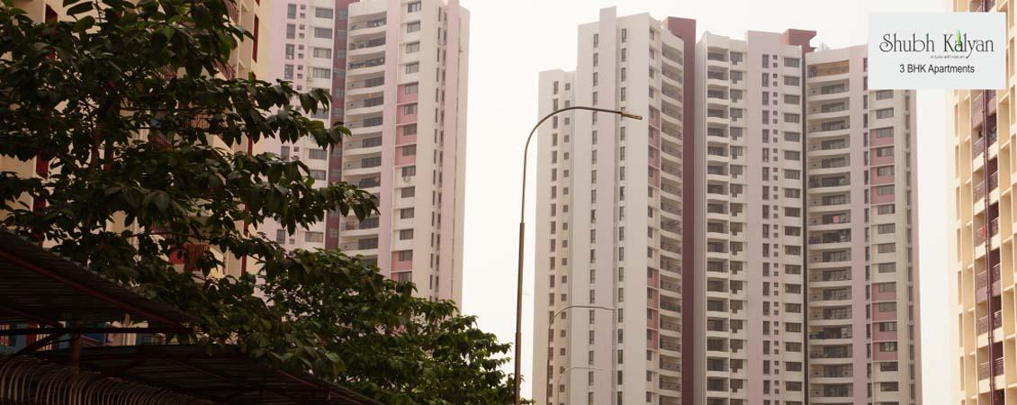 3 BHK Luxury Apartments in Pune sinhagad road