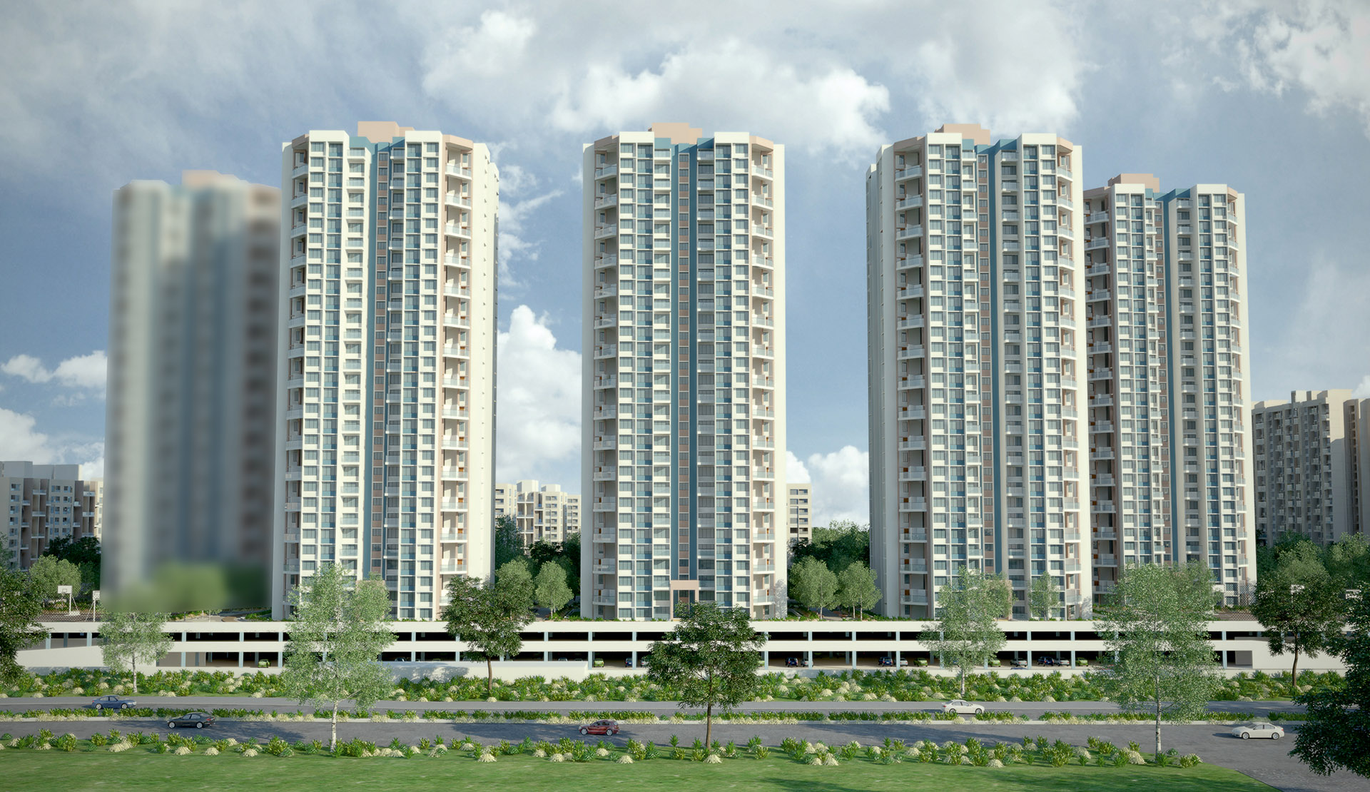 2bhk ongoing flats for sale near sinhagad road pune