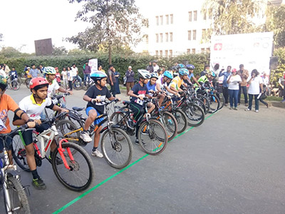Cycle Rally 2018