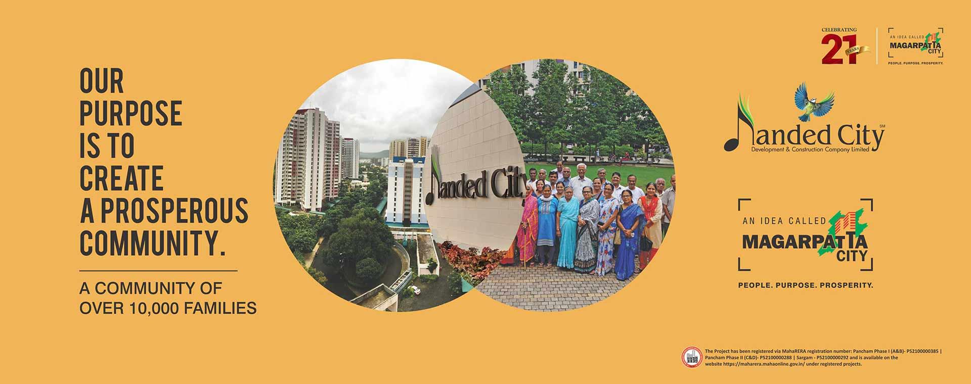 3 BHK Luxury Apartments in Pune