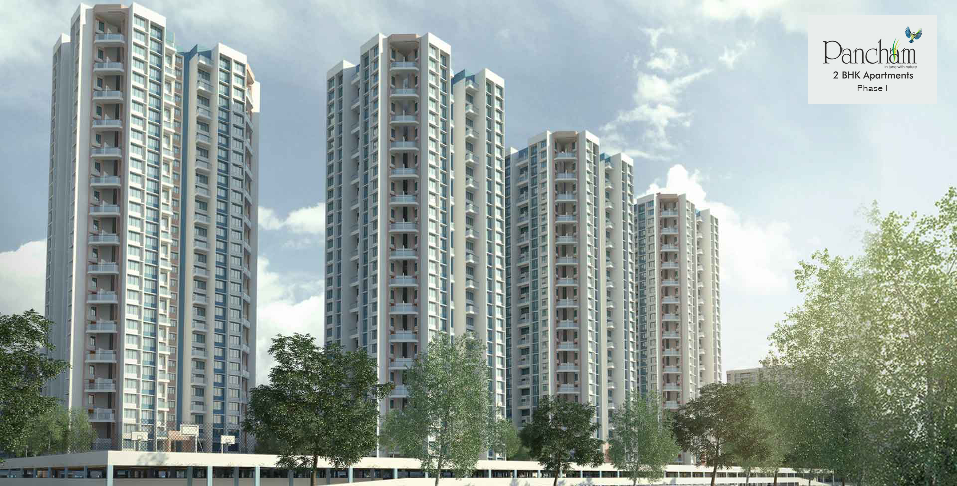 Gated community 2.5 bhk apartments in sinhagad road