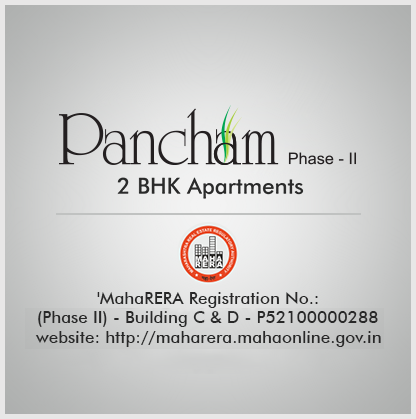 2 BHK Residential Apartments in Pune sinhagad road