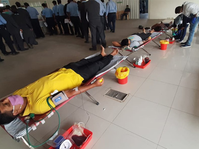 Blood Donation Camp 2021